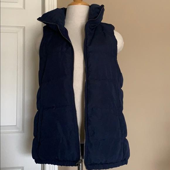 Old Navy Jackets & Blazers - Navy blue puffy vest